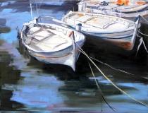 Barques-Estartit 65x50 350€
